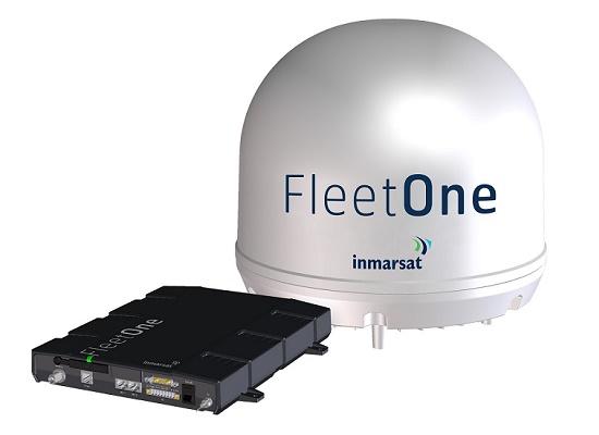 Inmarsat Fleet One Maritime Broadband